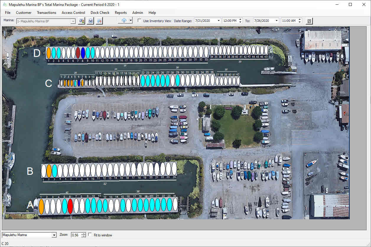 Marina Management Software to Manage your marina